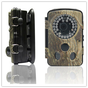 12mp Sms Mms Scouting Camera Black Ir Hunting Trail Motion Detection