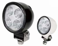 12w Round Intensity Led Work Lgiht