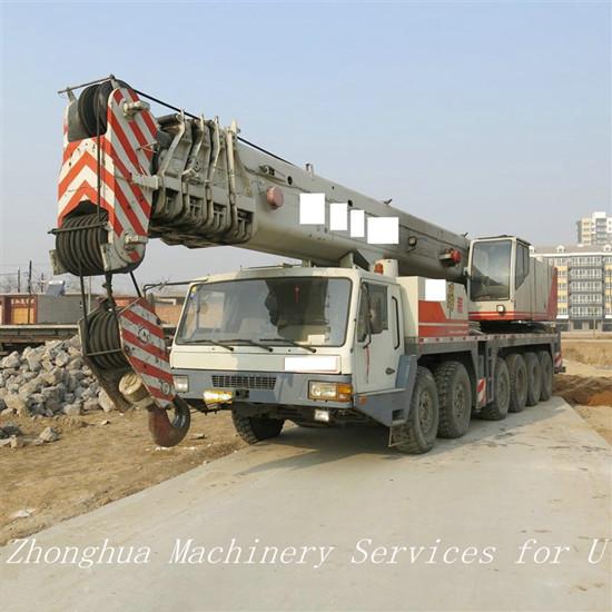 130 Ton Used Zoomlion Truck