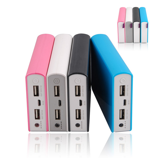 13000mah Ipad Power Bank With Dual Usb Outputs