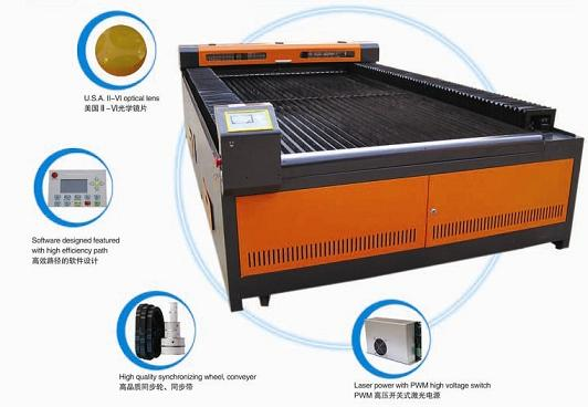 1326l Laser Cutting Machine