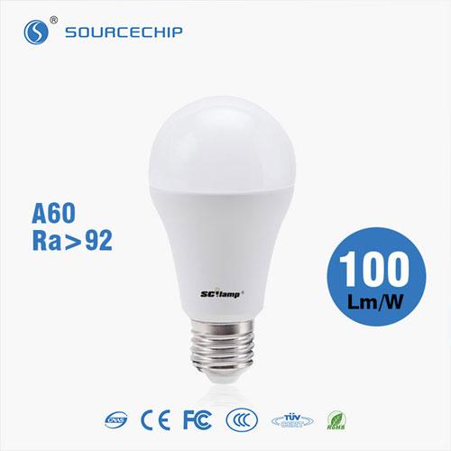 13w High Cri Led E27 Bulb Manufacturers