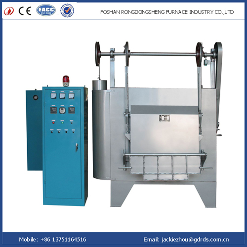 1400c High Temperature Laboratory Muffle Furnace