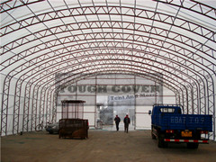15 3m 50 Wide Truss Structure Prefabricated Building
