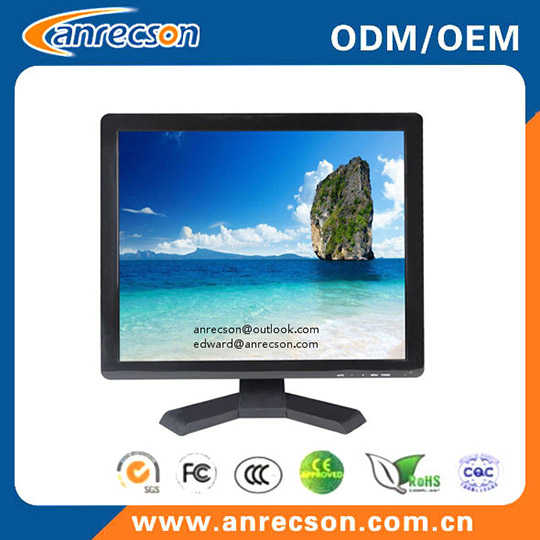 15 Inch Cctv Monitor For Security