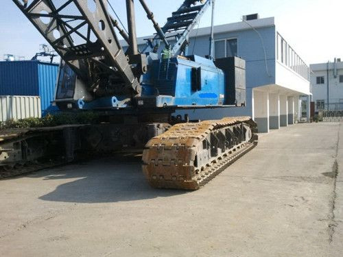 150 Ton Used Sumitomo Sc1500 Crawler Crane