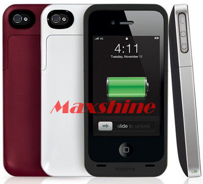 1500mah Battery Case Juice Pack Air For Iphone 4 4s Maxshine Technology Co Ltd