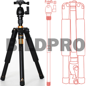 1550mm Camera Tripod Travel