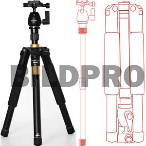 1550mm Camera Tripod Travel