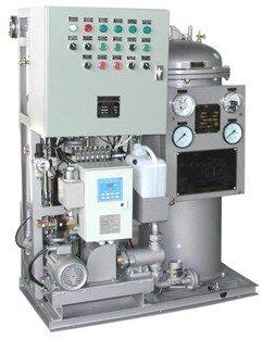 15ppm Bilge Marine Oily Water Separator