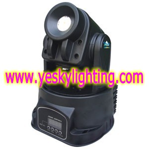 15w Led Mini Gobo Moving Head Yk 105