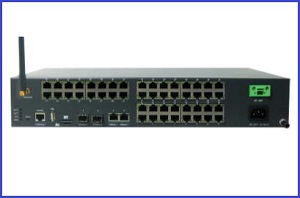16 32 48 Channel Serial Rs232 Rs485 To Ethernet Ip Converter