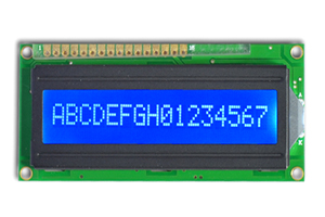 16 Charactersx1 Line Lcd Display Module Panel Cm161 1