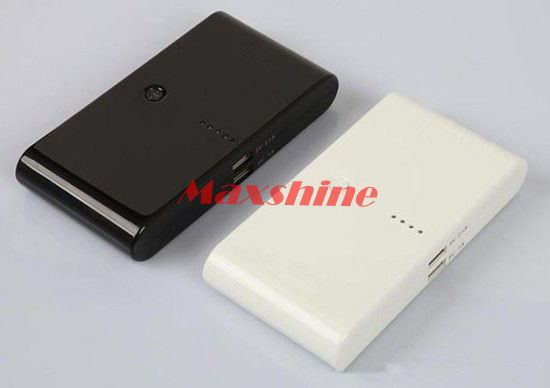16800mah Power Bank With Dual Usb Output 2 1a Max Built In 4 Pcs Samsung Battery