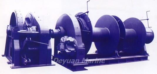 16kn Hydraulic Anchor Windlass