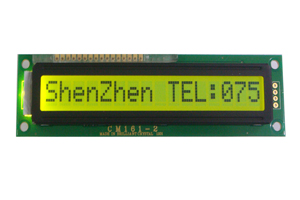 16x2 Character Lcd Display Module Cm162 1