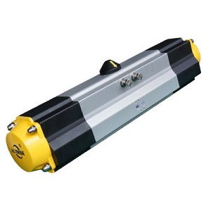 180 Degree Rotation Actuator With 90 Fail Safe Position Dfs100 Dfs180