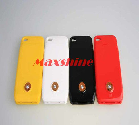 1800mah Battery Case For Iphone 44s Maxshine Technology Co Ltd