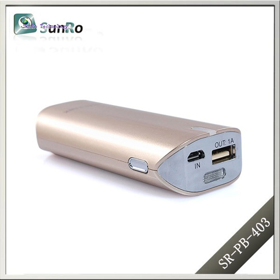 18650 Battery Cells Power Bank For Promotion