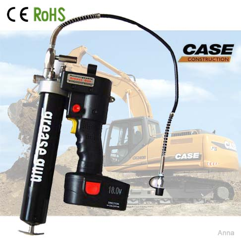 18v Heavy Duty Grease Gun With 2 Batteries