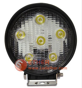 18w Spot Led Work Light E Wl 0007
