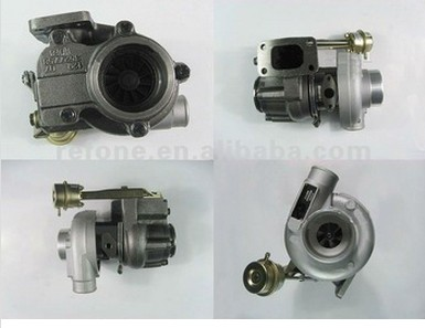 1998 08 Cummins Truck 3802906 Turbocharger 3592121