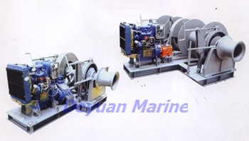 19kn Electric Anchor Windlass