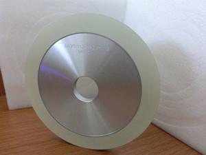 1a1 Flat Vitrified Bond Diamond Bruting Wheel For