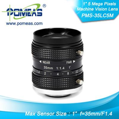 1inch 5mp Fl35mm Machine Vision Lens