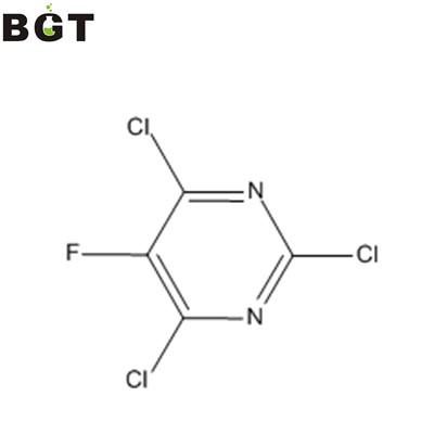 2 4 6 Trichloro 5 Fluoropyrimidine Fluoro 1 3 Diazine Cas 6693 08 9