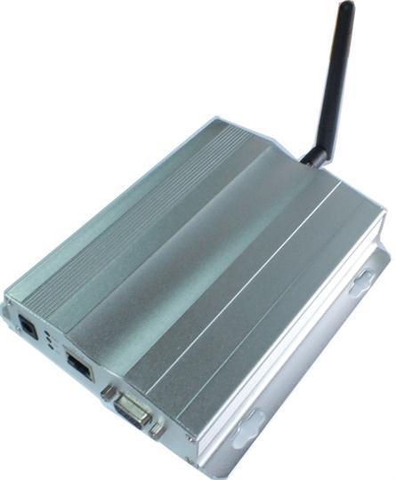 2 45 Ghz Gain Adjustable Active Rfid Reader Or Receiver
