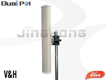 2 4ghz Dual Sector Antenna 16dbi 120degree