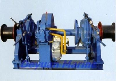 20 5kn Hydraulic Anchor Windlass