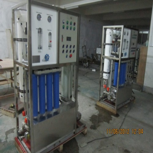 20 Tons Per Day Ro Sea Water Purification System