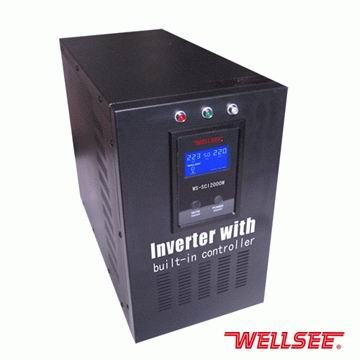 2000w Solar Inverter With Controller