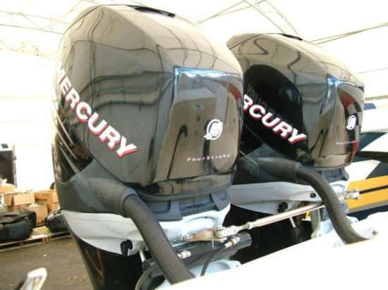 2006 Mercury Verado 250 Hp Xl Cxl 25