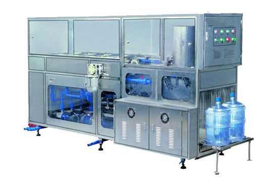 200bph 3 5gallon Bottle Water Bottling Filling Machine