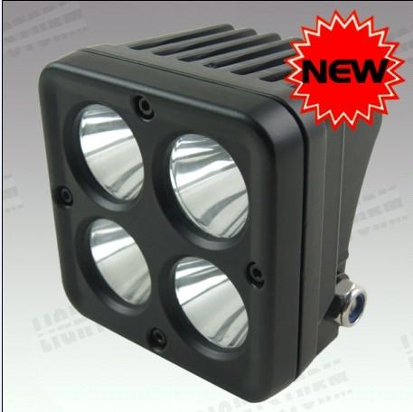 2012 Hot Sale 40w 12v 24v Work Light Jg Wt64 Cree Led Off Road Toyota Jeep Used Car Parts