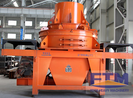 2012 Hot Selling Sand Maker Price
