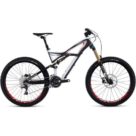 2012 Specialized S Works Enduro Carbon