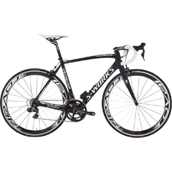 2012 Specialized S Works Tarmac Sl4 Di2