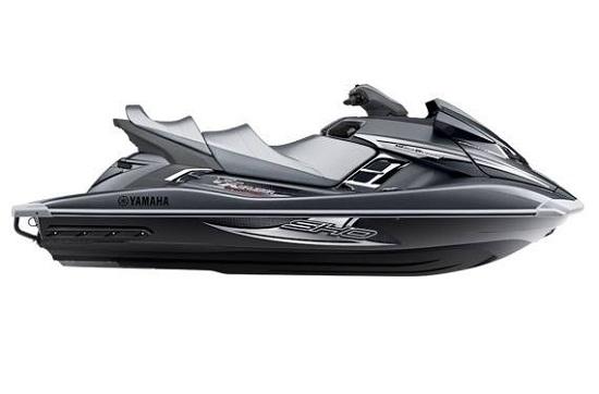 2012 Yamaha Fx Cruiser Sho Jet Ski