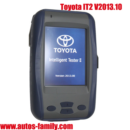 2013 10 Version Toyota Intelligent Tester It2 For And Suzuki