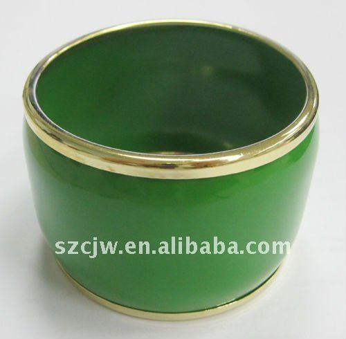 2013 Fashion Alloy Epoxy Bangle