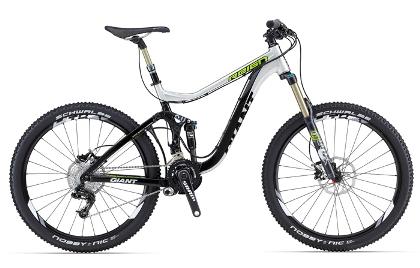 2013 Giant Reign 0 Bike