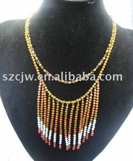 2013 Great Fashion Beaded Necklace
