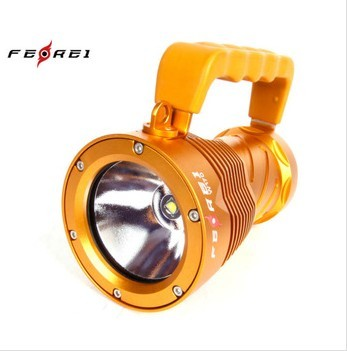 2013 High End Sst90 2200lm Underwater 200 Meter Led Dive Flashlight Torch
