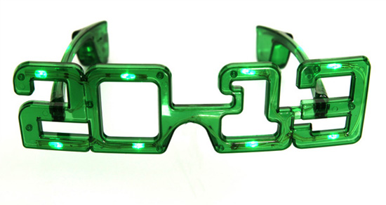 2013 Led Flashing Glasses