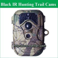 2013 New Oem Black Flash Trail Camera With Video Audio Recording Ltl 7210