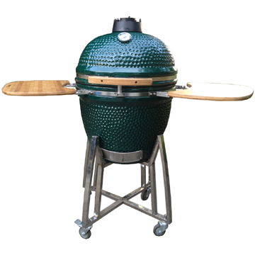2013 Newest Egg Shapped Top Ranking 21 Inch Kamado Grill Bbq